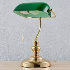 45 unique green shade bankers desk lamp images