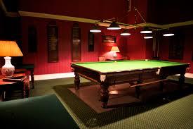 National Liberal Club Billiards Room