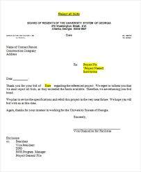 Construction Proposal Letter 10 Bid Rejection Letter Templates Free Premium Templates