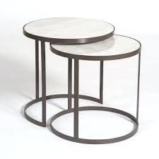 marble round table metal and marble round nesting tables set of 2 marble table set malaysia marble round