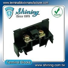 Any Pole <b>Assembled</b> Din <b>Rail</b> 600V 10A Terminal <b>Block</b> | SHINING ...