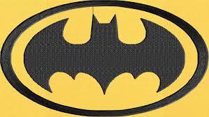 Free Batman Machine Embroidery Designs Batman Embroidery Design Embroidery Design File Instant Download Fun Stuff
