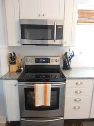 Best Over The Oven Microwaves Hang An Over The Range Microwave Without An Overhead Cabinet