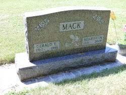 Henrietta Schnick Mack (1931-2008) - Find A Grave Memorial