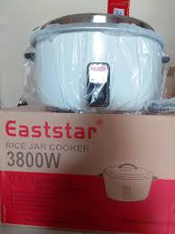 Hàng tiêu chuẩn Hàn Quốc, uy tín chất lượng, tiết kiệm điện năng - Nồi cơm  điện công nghiệp eaststar 30l - Eaststar 30L