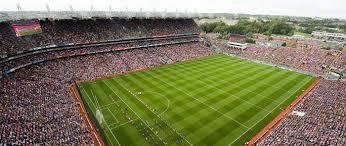 Europes Third Largest Stadium Croke Park