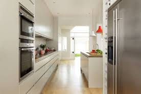Modern Handless Kitchen - designed by Cue & Co of London 6