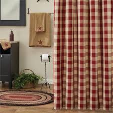 shower curtains. Wicklow Garnet Shower Curtain - 762242401327 Shower Curtains