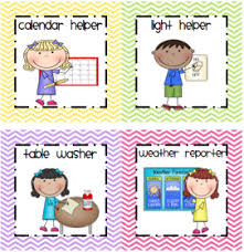 Pre K Job Chart Pictures Hip Hip Hooray For Pre K First Time Products On Teachers