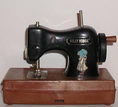 Holly Hobbie Sewing Machine