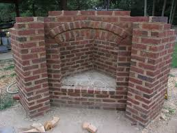 visual examples of our custom outdoor fireplace work to enlarge an image and read the caption