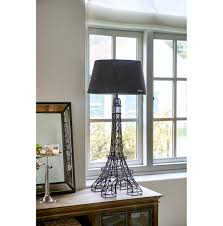 Tafellamp Glass Display Lamp Riviera Maison Tafellampen Jolijt