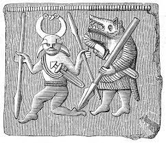Vikingské Tetování Význam