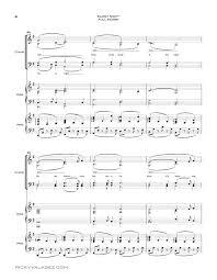 sheet music silent night silent night sheet music for satb piano and organ ricky valadez