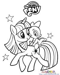 Outstanding Fascinating My Little Pony Coloring Pages Printable