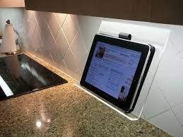 ... Kitchen Cabinets Ideas ipad kitchen cabinet mount : Calling all cooks!