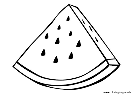 Small Picture watermelon fruit sfdbb Coloring pages Printable