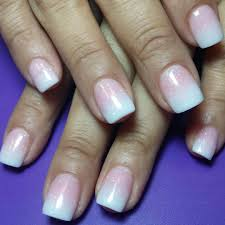 Easy French Nail Designs Winter Looking French Manicure Will Remember This For Simple