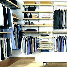 closet installation s rod door organizer system directions elfa shelving storage assembly ins