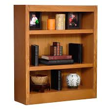 office depot bookcases wood. Brilliant Depot Three Shelf Wood Bookcases At Office Depot Officemax In E