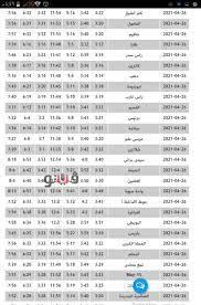مواقيت الصلاة وموعد أذان الفجر الإثنين 26-4-2021 فى مصر - بوابة فيتو