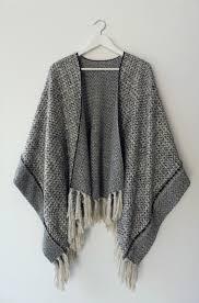 blanket poncho diy