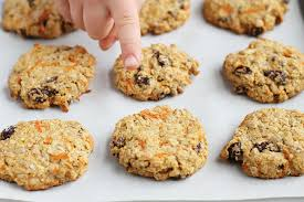 best healthy oatmeal cookies with apple