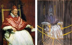 francis bacon inspired by the masters