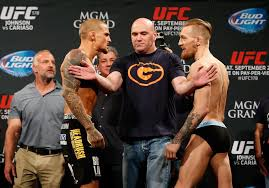 Sbg ireland chief john kavanagh took to twitter shortly after conor mcgregor made championship weight for his rematch with dustin poirier. 5jpjnzeorpux M