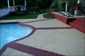 how to paint concrete patio paint vs stain concrete patio staining vs painting concrete patio floors