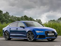 2016 Audi RS7 Sportback Performance (UK-Spec) - Front Three ...