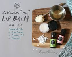 diy eden s garden essential oil infused lip balm edens garden essential oilsessential oil blendsyoung living