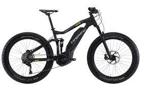 Haibike Sduro Fatsix 7 0 2017 Electric Mountain Bike