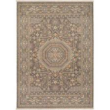 elegance eleanora mocha beige 8 ft x 11 ft area rug