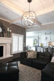 living room light fixtures this is a simple orb chandelier this specific one leans more to