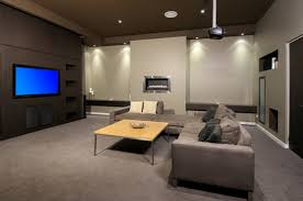 Turn Your Basement into a Man Cave