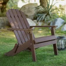 Belham Living Belmore Recycled Plastic Folding Adirondack Chair   Hayneedle