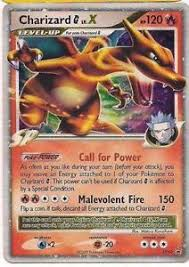 Pokemon Card Printable Charizard Pokemon Card Ebay
