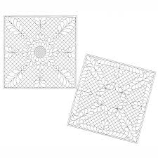 Daily Deal - Quilting Fabric for Sale — Missouri Star Quilt Co. & Welsh Beauty Wholecloth Pillows Kit - White Adamdwight.com