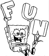 Small Picture Spongebob Coloring Page 8285
