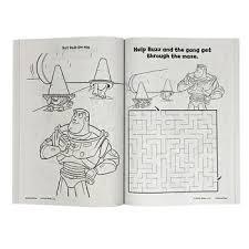 楽天市場クーポン配布中トイストーリー ぬりえ カラーリングブック 13771 輸入品 インポート Disney