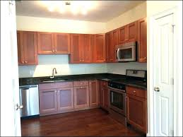 Cost To Refinish Kitchen Cabinets Delectable Refinish Kitchen Cabinets Cost Refacing Kitchen Cabinets Cost