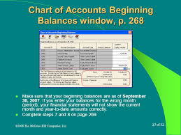 Chapter 9 Maintaining Accounting Records For Service