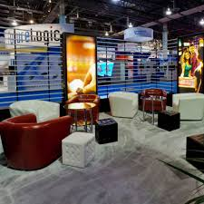 Trade Show Booth Rental for Exhibits that Meet your Bud