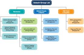 Group Chart Aztech Group