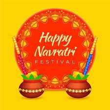 Navratri नवरात्रि નવરાત્રી | Happy navratri, Navratri wishes, Navratri