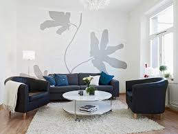 decorating with large wall art