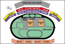 Texas Motor Speedway Suite Chart Texas Motor Speedway Map Map 2018