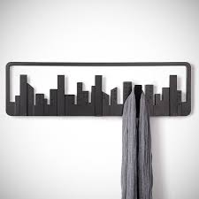 Umbra Coat Rack Umbra Skyline Wall Mount Multi Hook Buy Man Things 69
