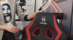 Видеопрезентация геймерского <b>кресла HHGears SM 115</b> - YouTube